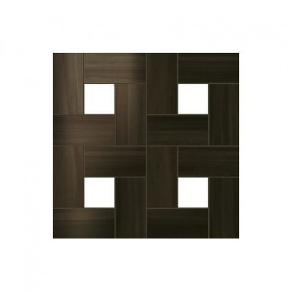 Aston Wood Dark Oak Mosaic Lap (Астон Вуд Дарк Оак Мозаика Лаппато)